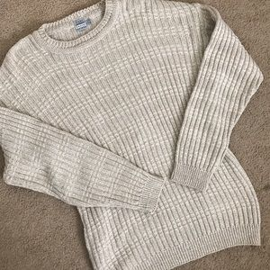 MENS VINTAGE TONY LAMBERT KNIT SWEATER - L
